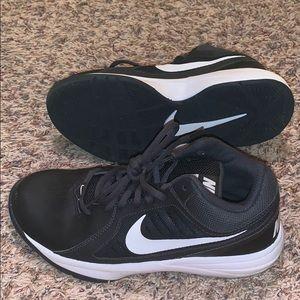 Lightly used Nike basketball shoes